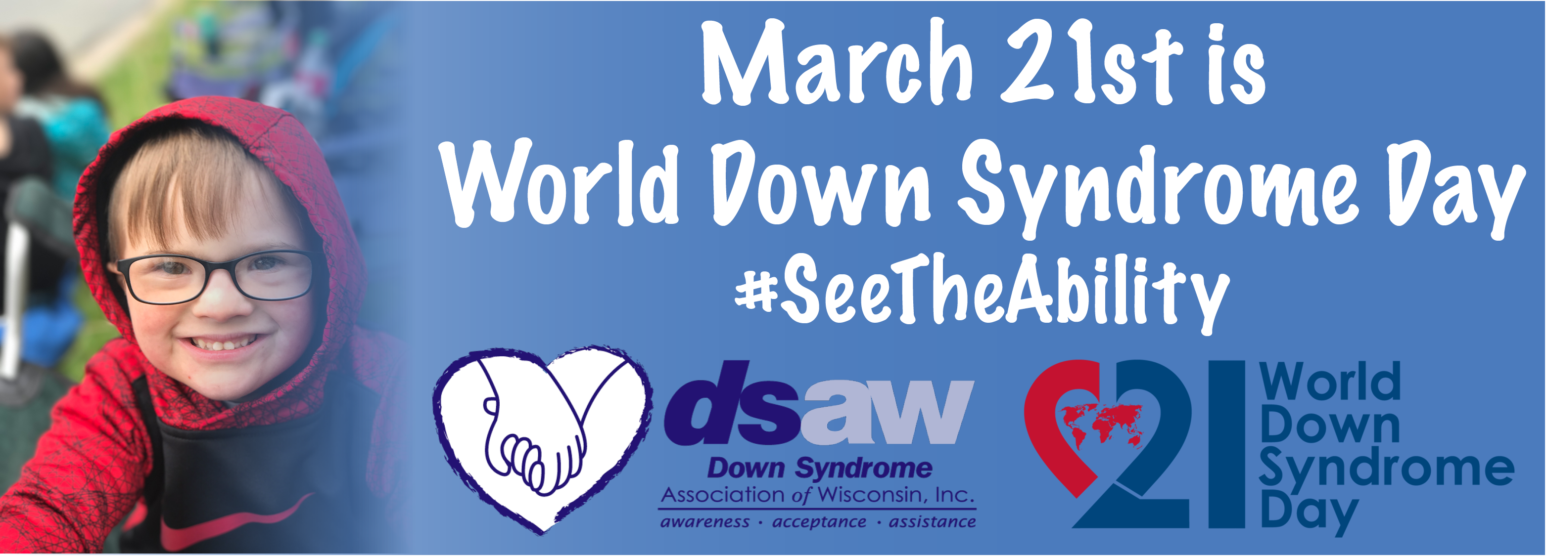 World Down Syndrome Day 2018